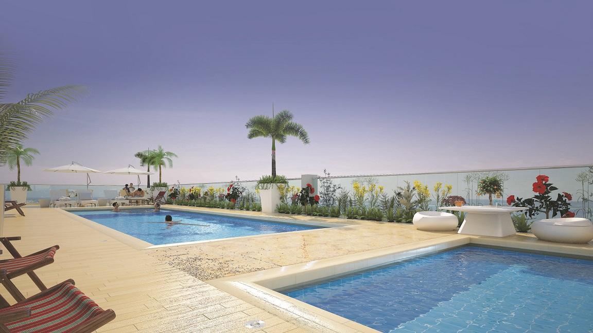 Ponce de leon apartamentos en venta cartagena de indias for Isla leon piscina