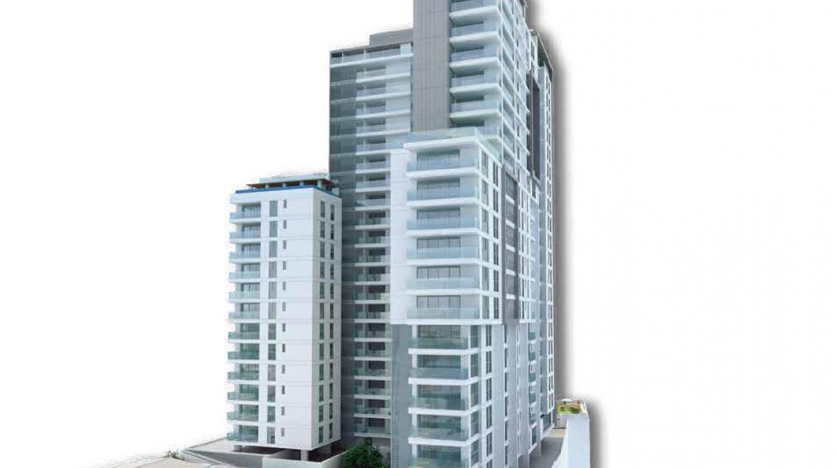 Proyecto Mirphak Luz de Soles Apartamentos en Venta Cartagena, Manga