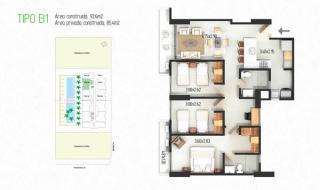 Proyecto 54 Park Apartamentos en Venta Cartagena La Troncal Proyecto 54 Park Apartamentos en Venta Cartagena La Troncal