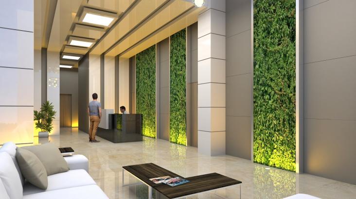 Magno Club Tower Apartamentos en Venta Cartagena de indias Manga-lobby