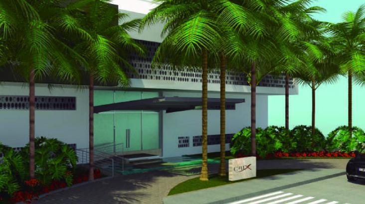 Proyecto Crux Edificio - Apartamentos en Venta Cartagena, Manga
