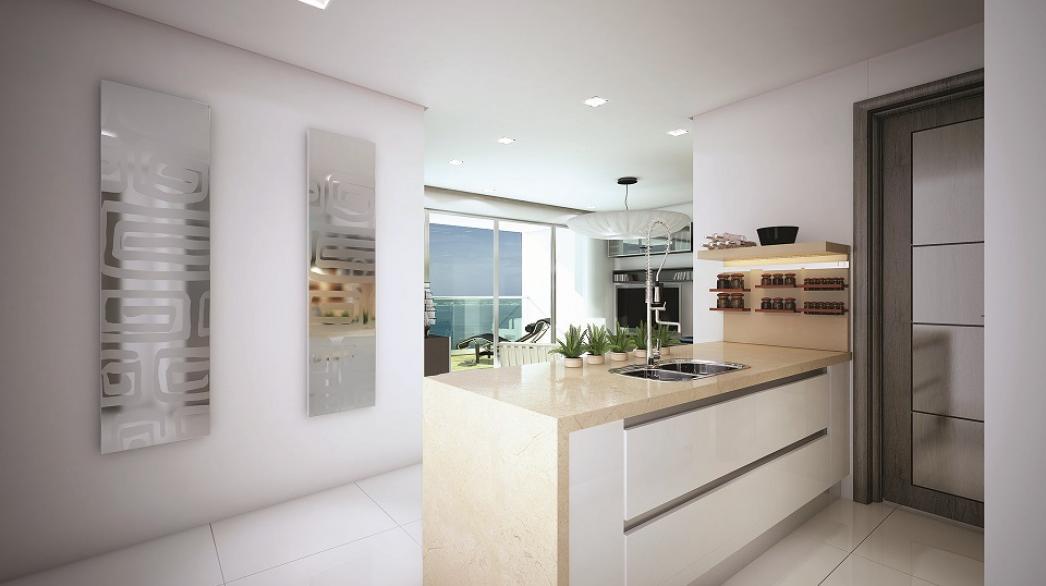 Proyecto Ponce de Leon Proyecto Apartamentos Venta Bocagrande Cartagena de Indias